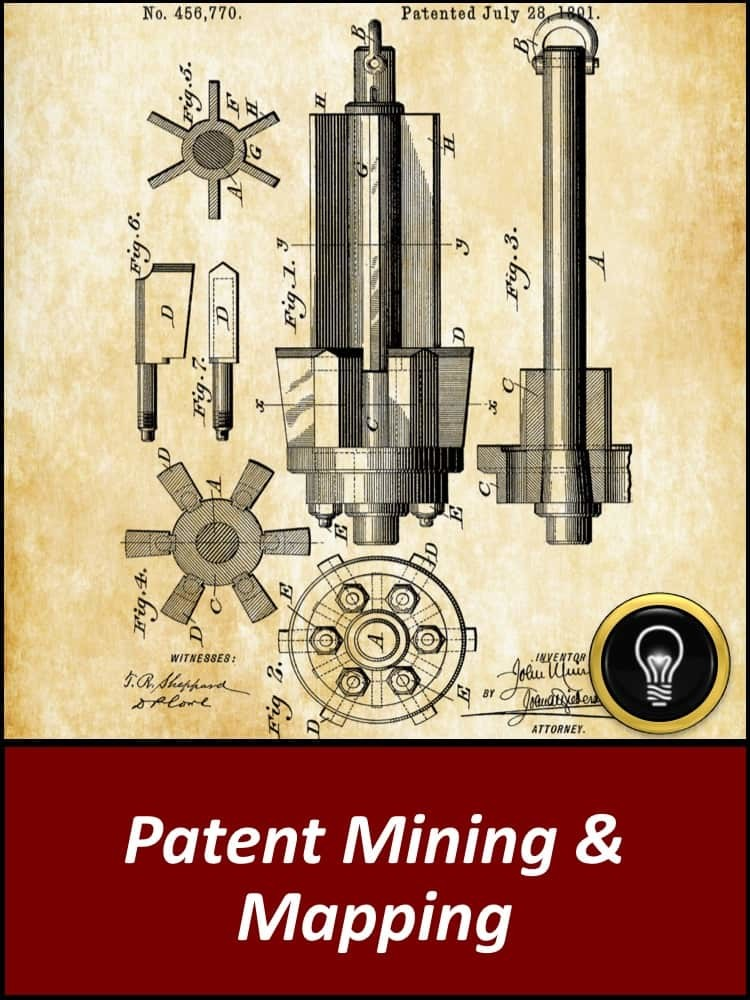 BILL HULSEY LAWYER - PATENT - IP - Patent Mining & Mapping