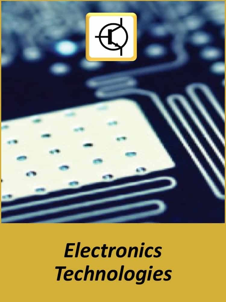 Technology Experience - Electronics Technologies