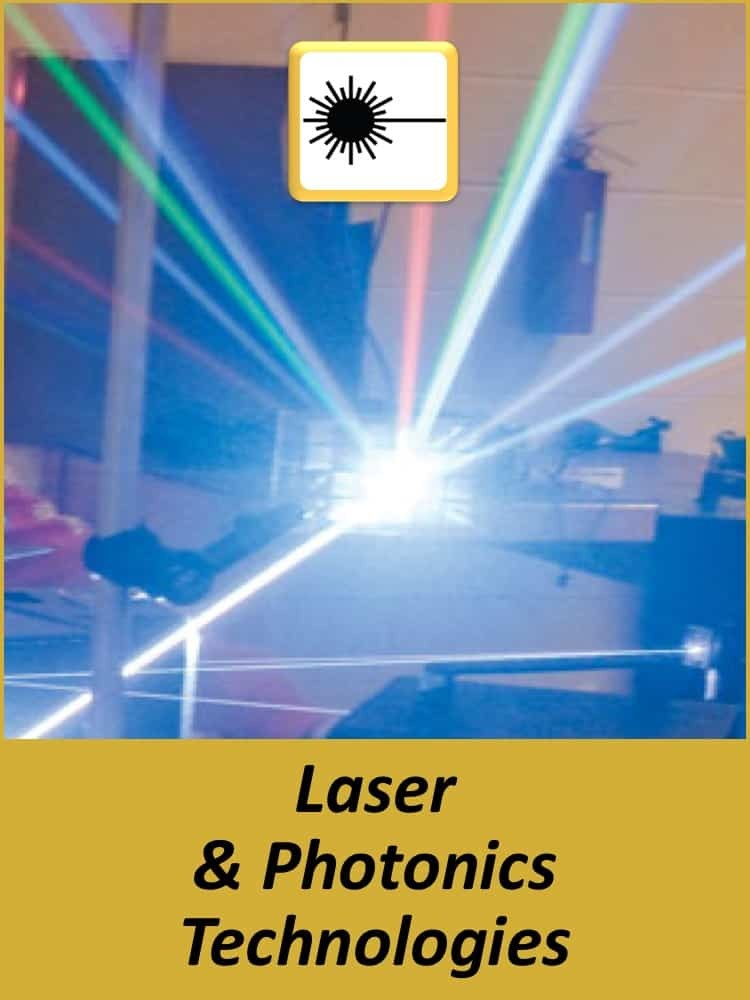 Technology Experience - Laser & Photonics Technologies