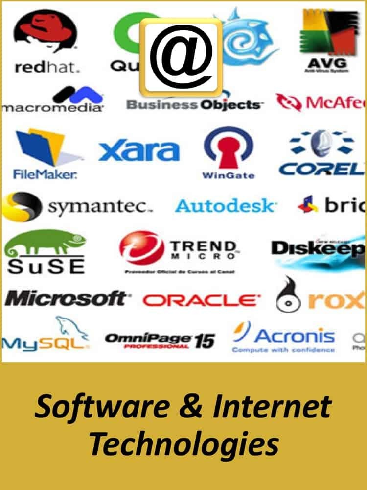 Software & Internet Technologies