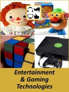 Entertainment & Gaming Technologies